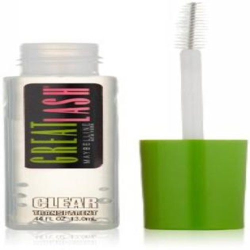 Maybeline New York Maybelline New York Great Lash Clear Mascara for Lash and Brow 110, 0.44 Fluid Ounce
