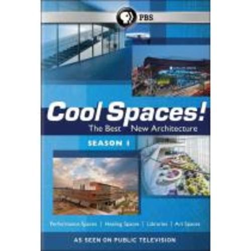 Cool Spaces!: Season 1 [2 Discs] [DVD]