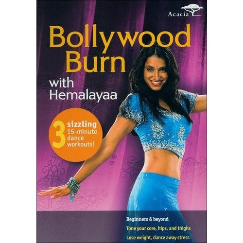 Bollywood Burn With Hemalayaa [DVD] [2007]