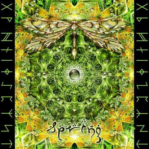 Spring By DJ Zen [CD]