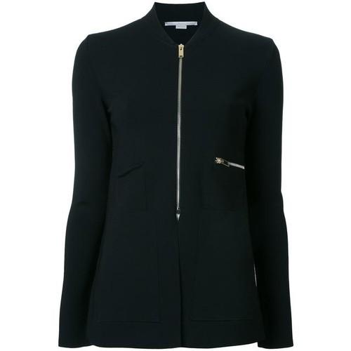 STELLA MCCARTNEY Zip Detail Shirt Jacket