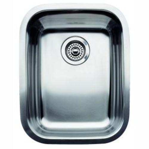 Blanco Supreme Undermount Stainless Steel 16 in. Single Bowl Kitchen Sink