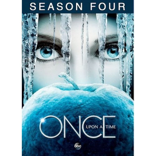 Once Upon A Time: Complete Fourth Season