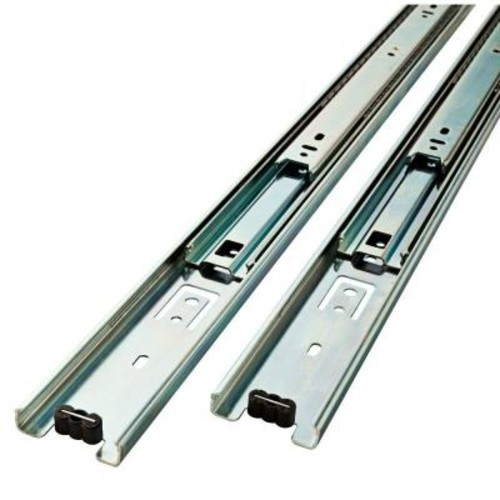 Liberty 24 in. Full Extension Ball Bearing Side Mount Drawer Slide (1-Pair)