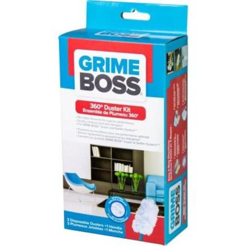 GRIME BOSS Fiber Duster Kit