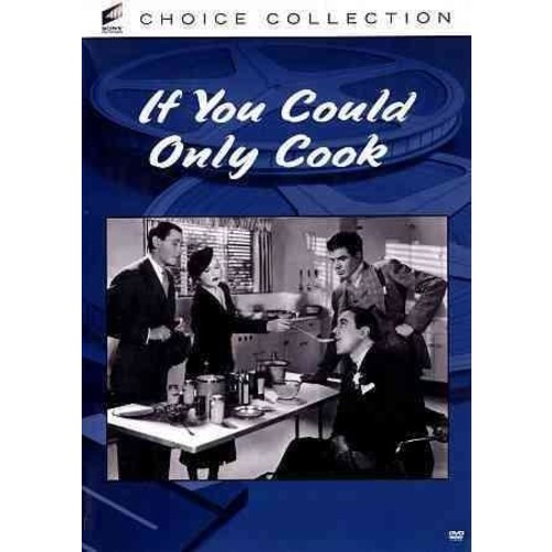 If You Could Only Cook (DVD)