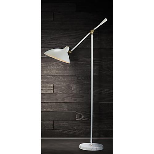 Adesso Peggy Floor Lamp, 59 1/2