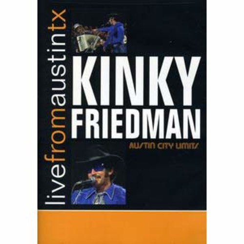 Live From Austin TX: Kinky Friedman DTS