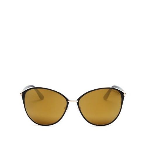 Mirrored Penelope Sunglasses, 59mm