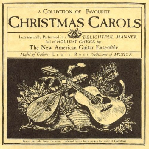 A Collection of Favourite Christmas Carols - CD