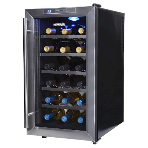 air NewAir AW-181E Thermoelectric Wine Cooler NAIAW181E