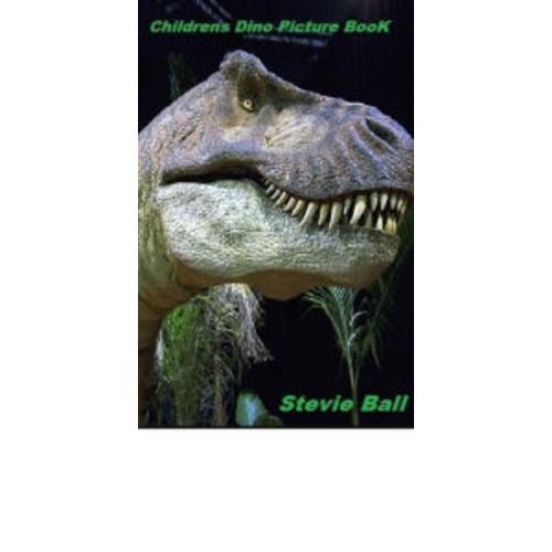 Childrens Dino Picture Book