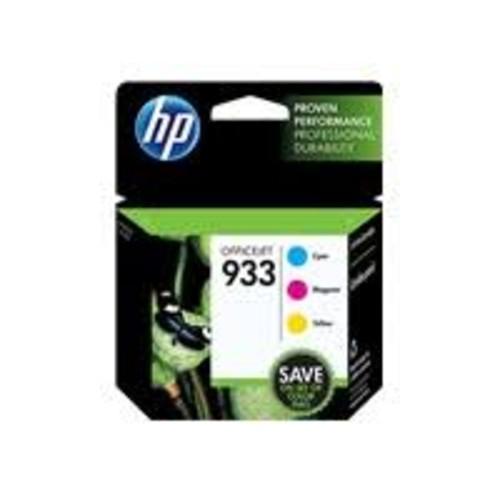 HP 933 Print cartridge - 1 Color (cyan, magenta, yellow) - 330 pg ISO/IEC 24711