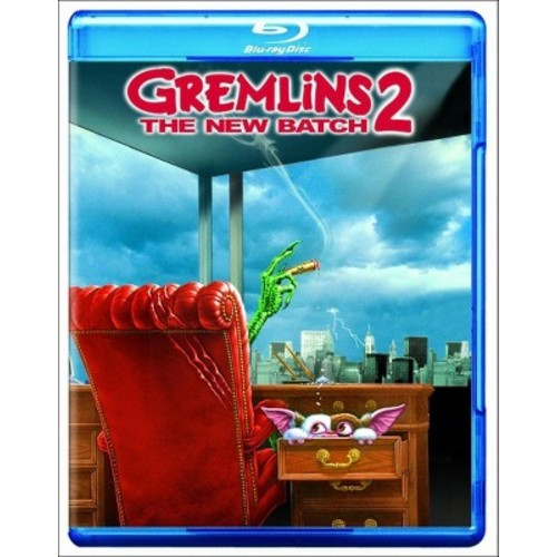Gremlins 2: The New Batch [Blu-ray]: Zach Galligan, Phoebe Cates, John Glover, Robert Prosky, Robert Picardo, Christopher Lee, Rick Ducommun, Joe Dante, Michael Finnell, Steven Spielberg, Kathleen Kennedy, Frank Marshall, Charlie Haas: Movies & TV