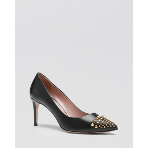 GUCCI Pump - Coline Studded High Heel