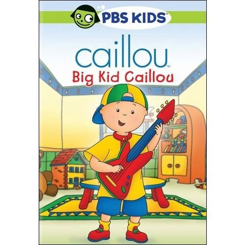 Caillou: Big Kid Caillou - DVD