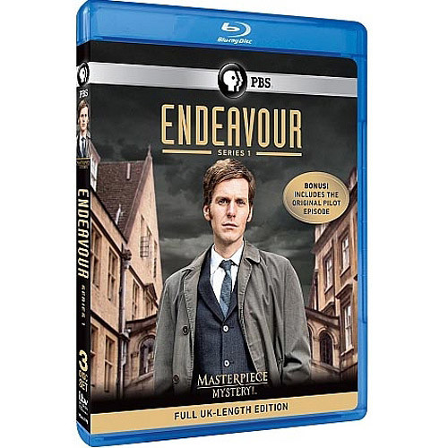 Endeavour: Series 1 [Original UK Edition] [3 Discs] [Blu-ray]