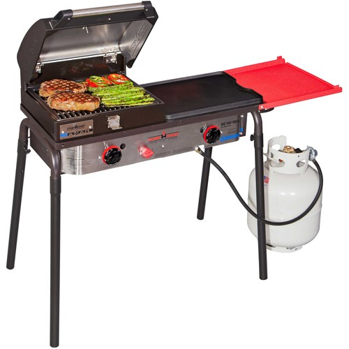 Camp Chef Big Gas Grill 2X Stove
