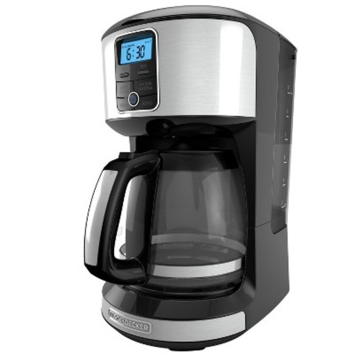 BLACK+DECKER 12 Cup Programmable Coffee Maker , CM0960BFHP