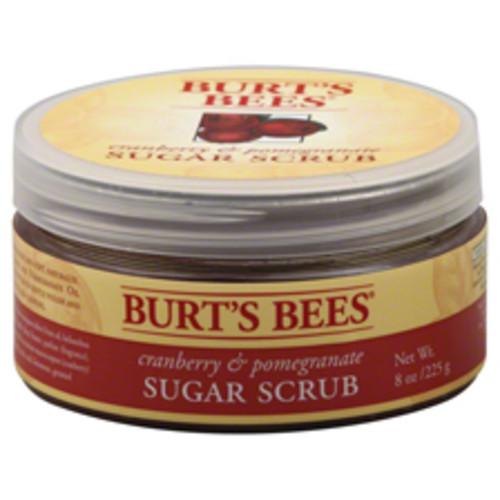 Burt's Bees Cranberry & Pomegranate Sugar Scrub, 8 oz.