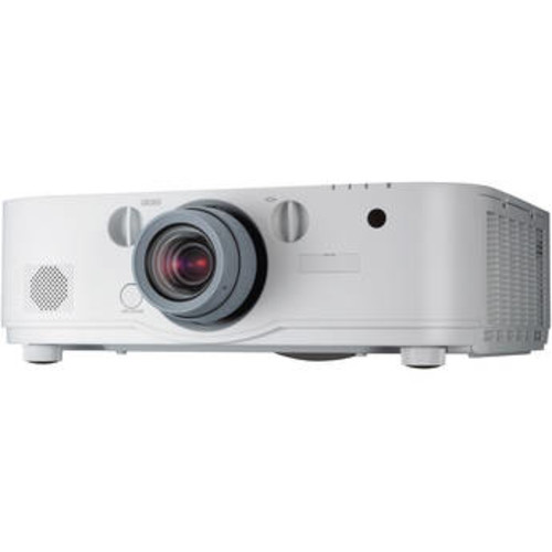 NP-PA571W-13ZL 5700-Lumen WXGA Professional Installation LCD Projector with NP13ZL Lens