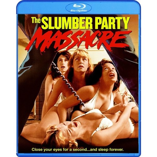 The Slumber Party Massacre (Blu-ray Disc)