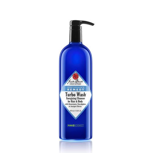 Jack Black Turbo Wash Energizing Hair & Body Cleanser, 33 oz