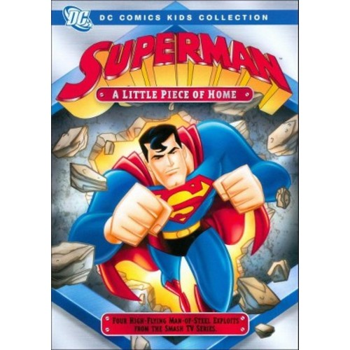 Superman: The Animated Series - A Little Piece of Home (dvd_video)