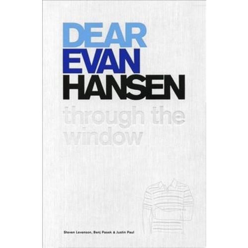 Dear Evan Hansen : Through the Window - Library Edition (Unabridged) (CD/Spoken Word) (Steven Levenson)