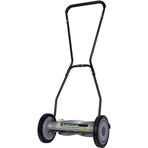 American Lawn Mower 18-inch Deluxe Light Reel Mower