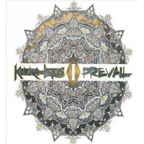 Kobra And The Lotus - Prevail I (CD)