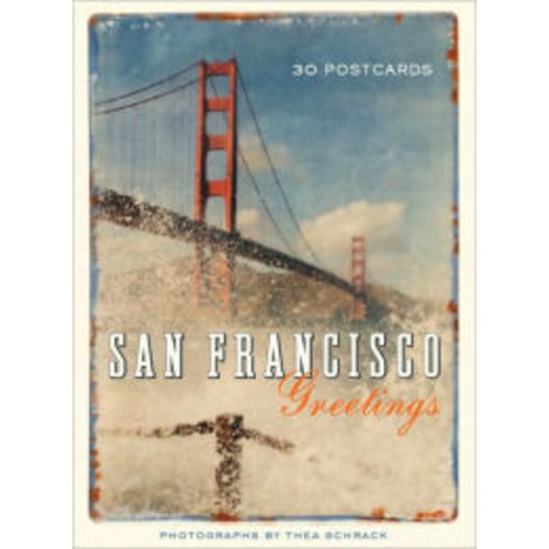 San Francisco Greetings: 30 Postcards
