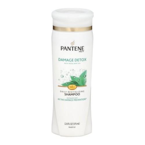 Pantene Pro-V Damage Detox Scalp Care Shampoo, 12.6 fl oz