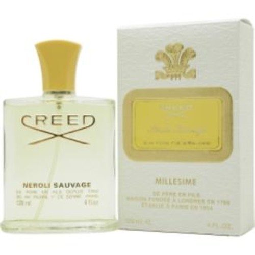 Creed Neroli Sauvage EAU DE PARFUM SPRAY 4 OZ CREED NEROLI SAUVAGE for UNISEX