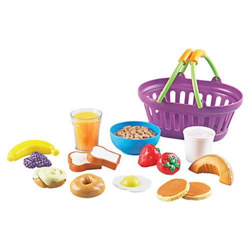 Sprouts - Play Breakfast Basket - Plastic