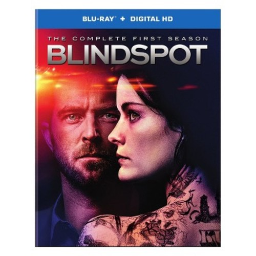 Blindspot: The Complete First Season [Blu-ray]