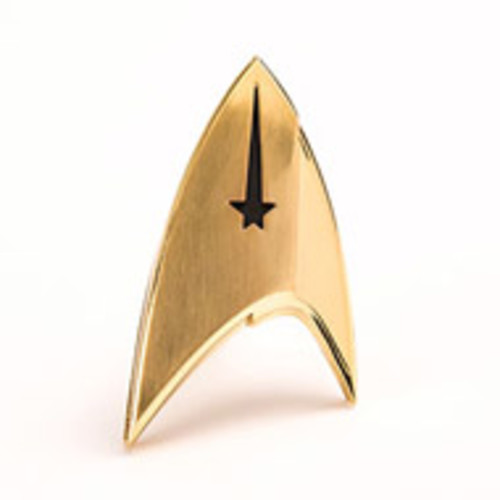 Star Trek Discovery Insignia Badges Command