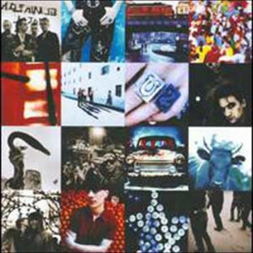 Achtung Baby By U2 (Audio CD)