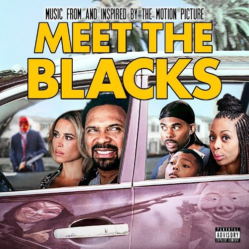 Meet the Blacks [CD] [PA]