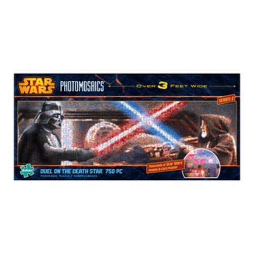 Star Wars Panoramic Photomosaics - Duel on the Death Star: 750 Pcs