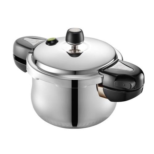 PN Poong Nyun Hi Clad Hive 3ply Pressure Cooker [option : 6.3qts]