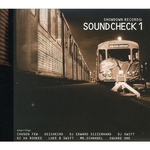 Showdown [CD]