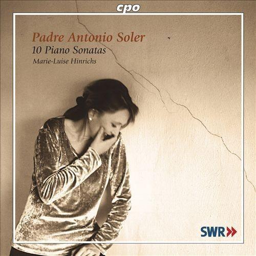 Soler: 10 Piano Sonatas [CD]