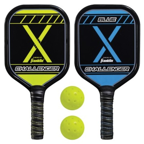 Franklin Sports Performance Aluminum Pickleball Paddle and Ball Set