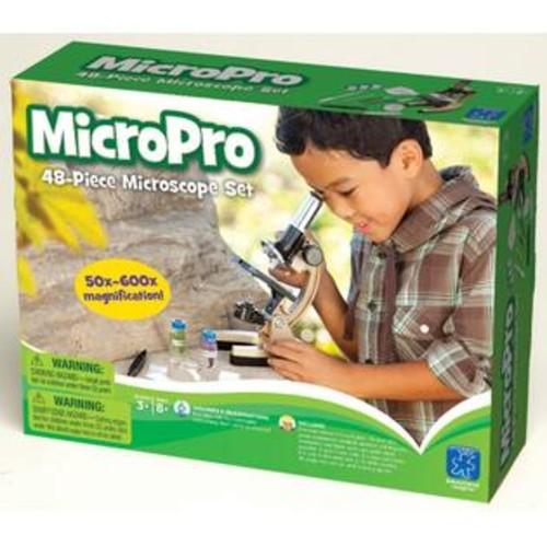 Educational Insights GeoSafari Micropro Microscope Set