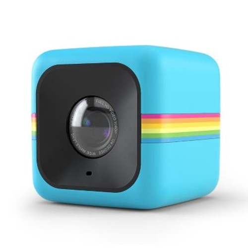 CUBE+ Lifestyle Action Camera (Blue)