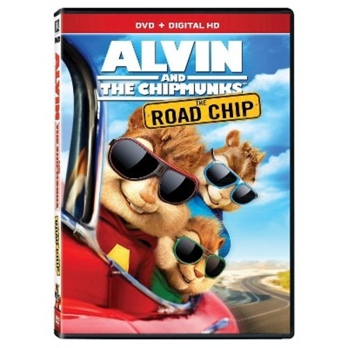 Alvin and the Chipmunks: The Road Chip (dvd_video)