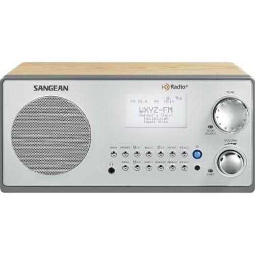 Sangean HDR-18 AM/FM Radio Tuner, Walnut