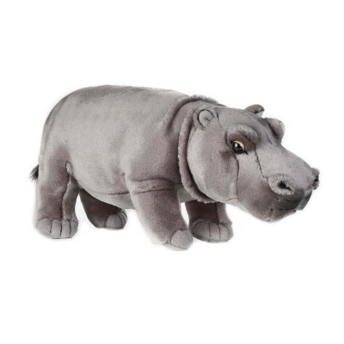 National Geographic Lelly Plush - Hippo