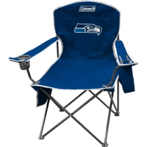 Coleman Seattle Seahawks XL Quad Chair With Cooler